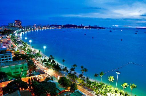 Du lịch Thái Lan - Thành phố náo nhiệt và sôi động Pattaya