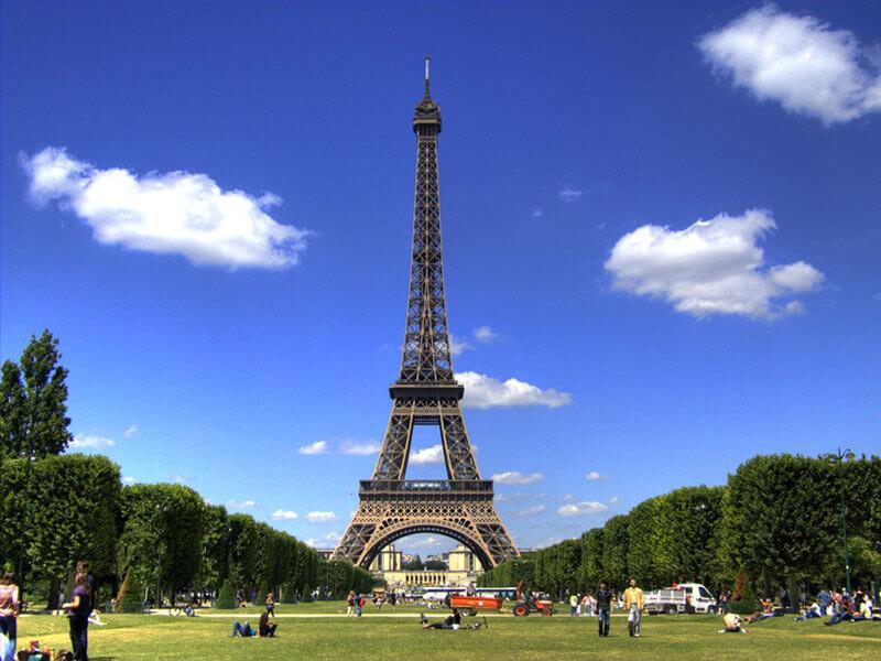 Visa Pháp