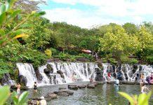 Quẩy tưng bừng tại khu du lịch Suối Mơ tại Đồng Nai